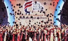 FSMVÜ | Gurur ve Heyecanla Mezunlarımızı Uğurladık